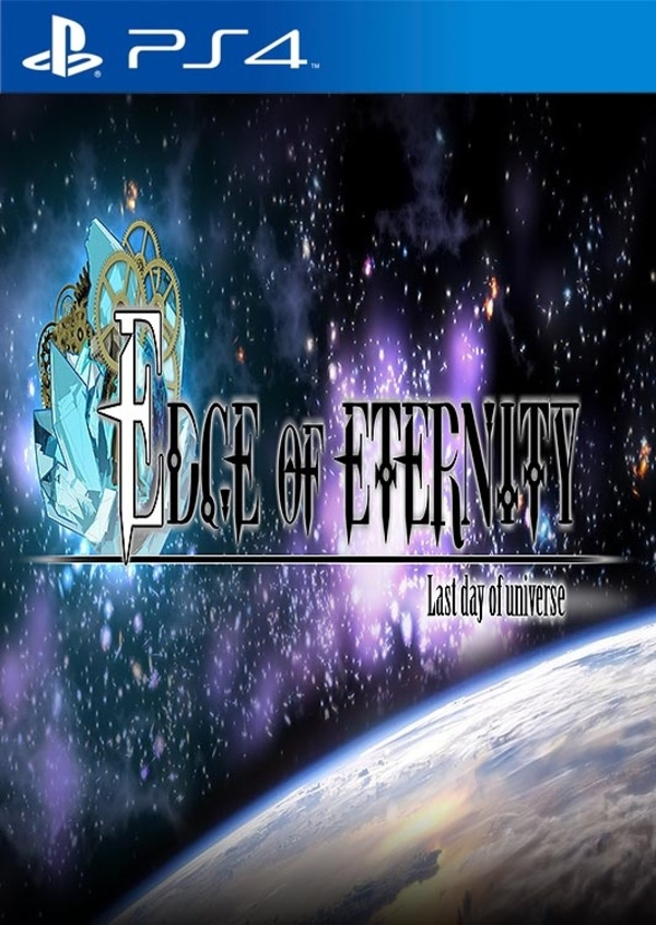 Cover zu Edge of Eternity