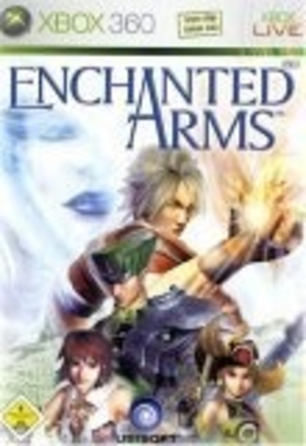Cover zu Enchanted Arms