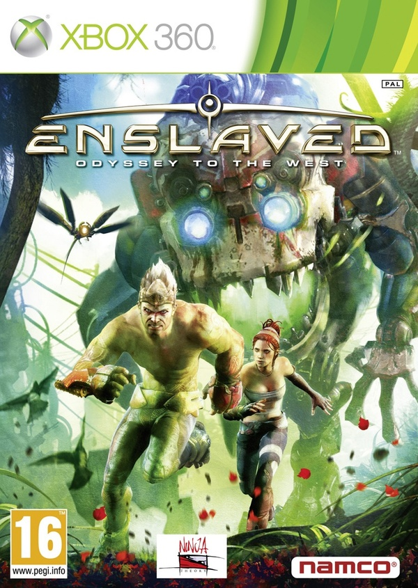 Cover zu Enslaved: Odyssey to the West
