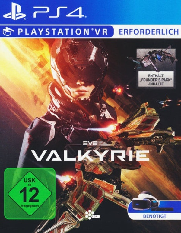Cover zu EVE: Valkyrie