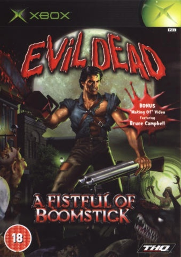 Cover zu Evil Dead: A Fistful of Boomstick