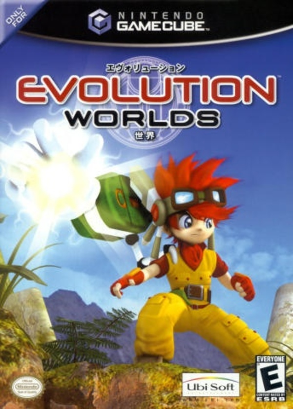 Cover zu Evolution Worlds