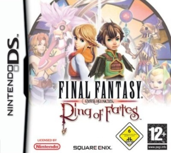 Cover zu Final Fantasy Crystal Chronicles: Ring of Fates