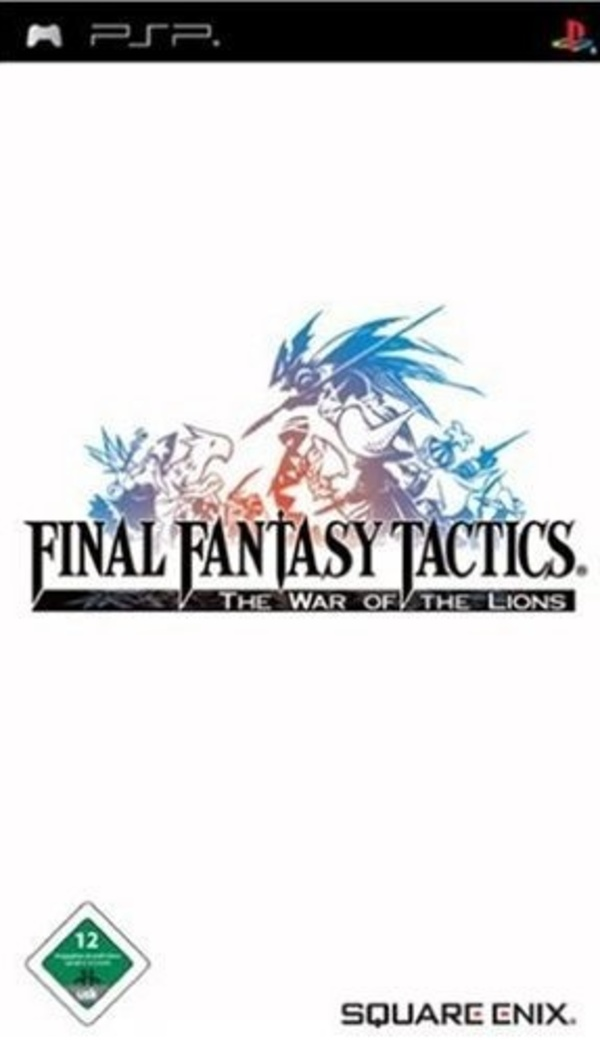 Cover zu Final Fantasy Tactics: The War of the Lions