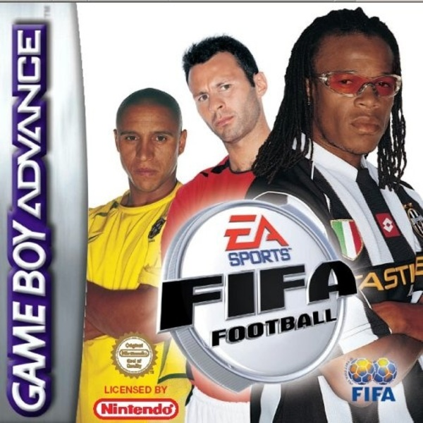 Cover zu Fifa Football 2003