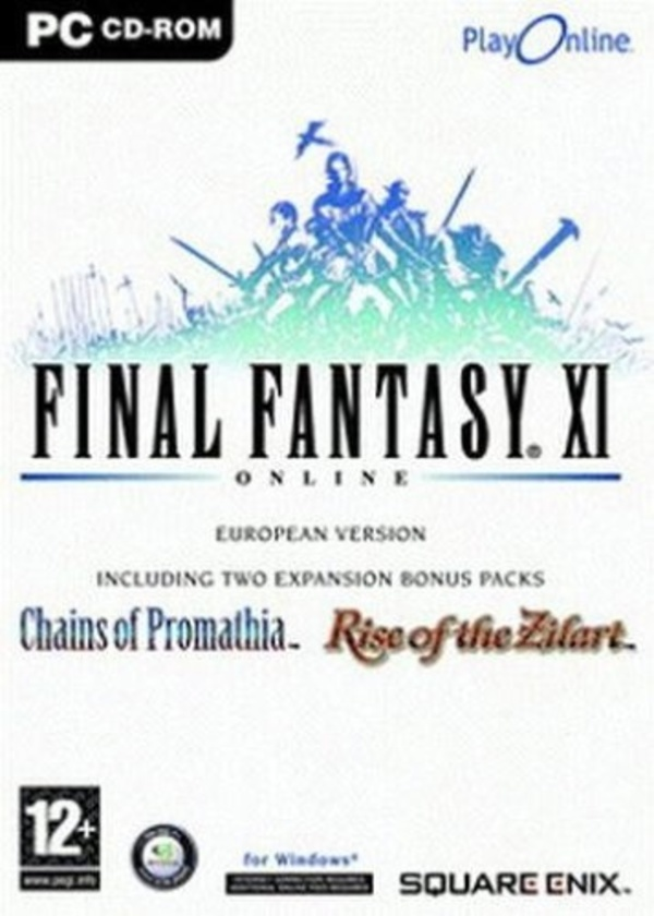 Cover zu Final Fantasy XI Online: Chains of Promathia Expansion Pack