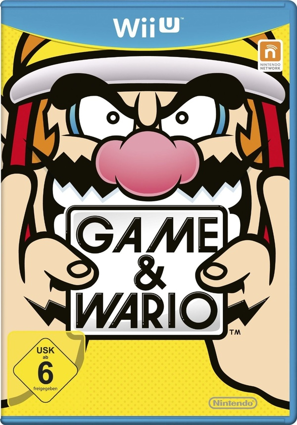 Cover zu Game & Wario