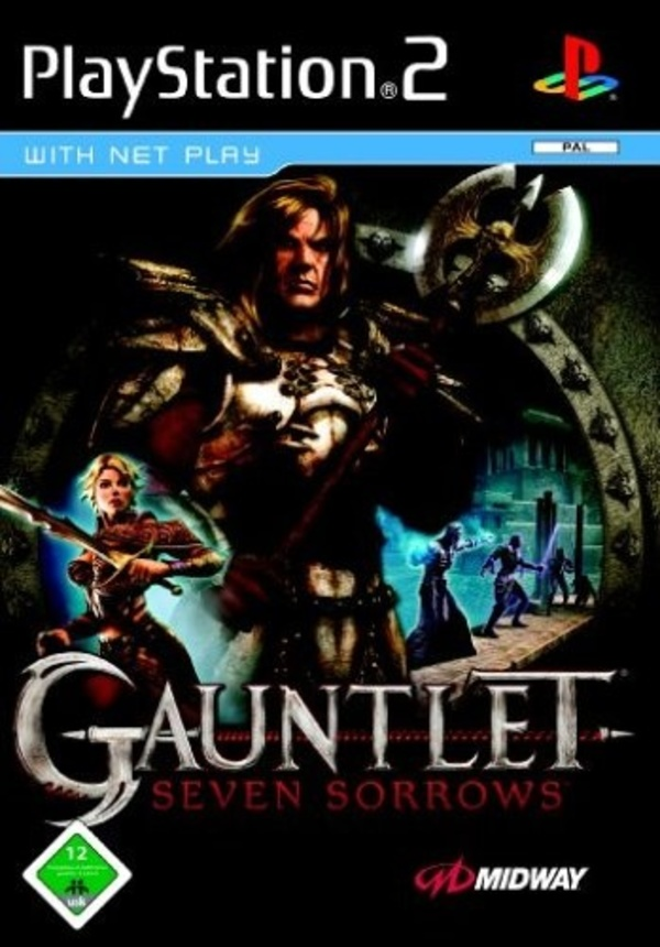 Cover zu Gauntlet: Seven Sorrows