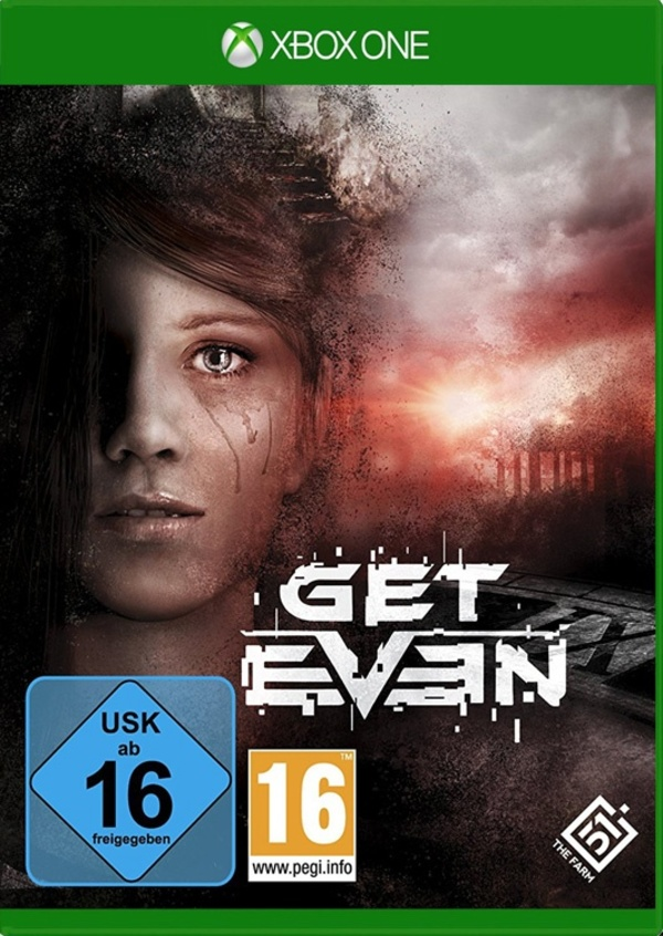 Cover zu Get Even