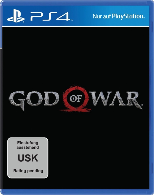 Cover zu God of War (4)