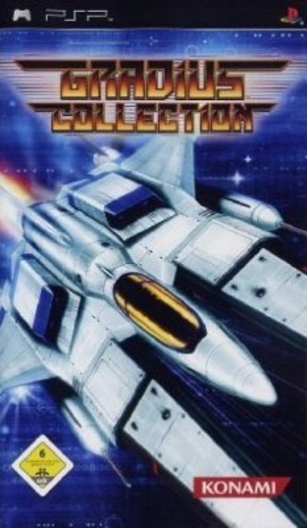 Cover zu Gradius Collection