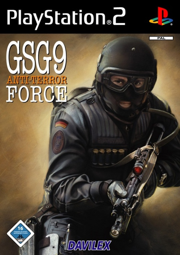 Cover zu GSG9 Anti-Terror Force