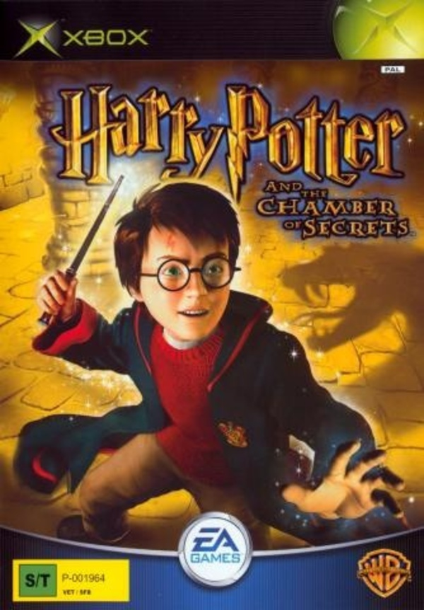 Cover zu Harry Potter 2