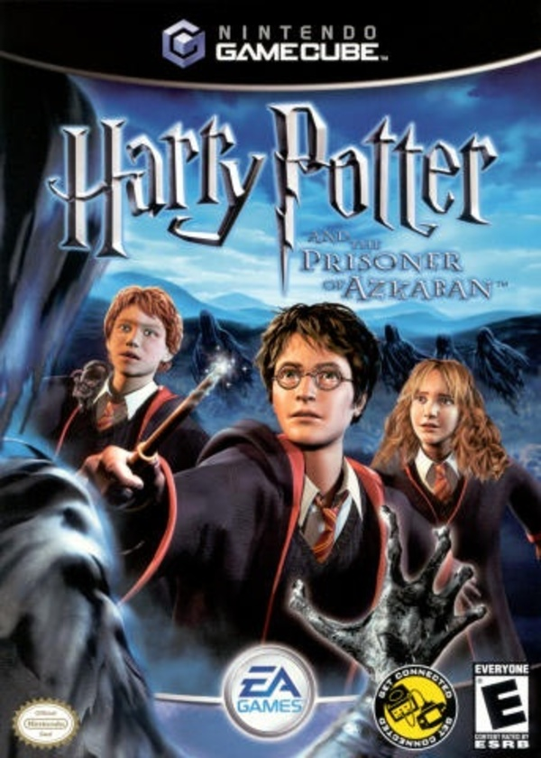 Cover zu Harry Potter 3