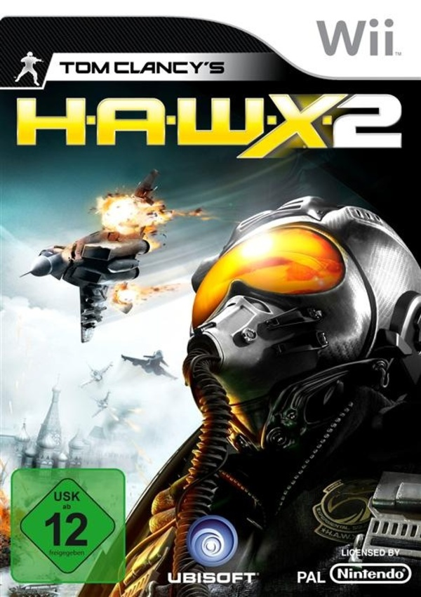 Cover zu Tom Clancy's H.A.W.X. 2
