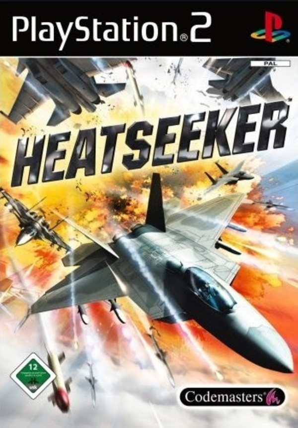 Cover zu Heatseeker