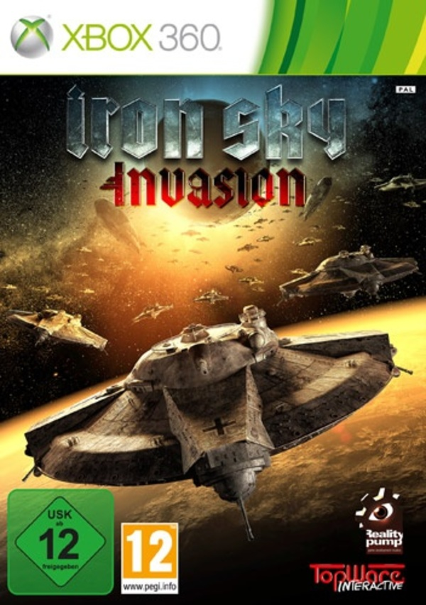 Cover zu Iron Sky: Invasion