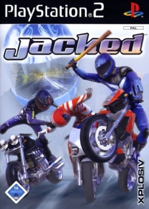 Cover zu Jacked