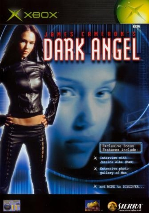 Cover zu Dark Angel