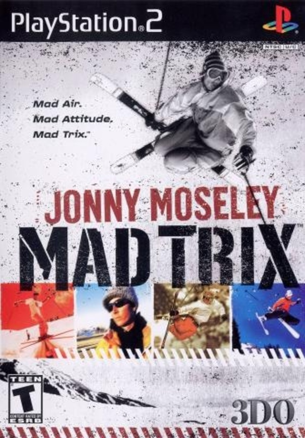 Cover zu Jonny Moseley Mad Trix