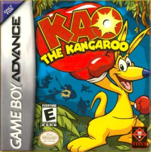 Cover zu Kao the Kangaroo