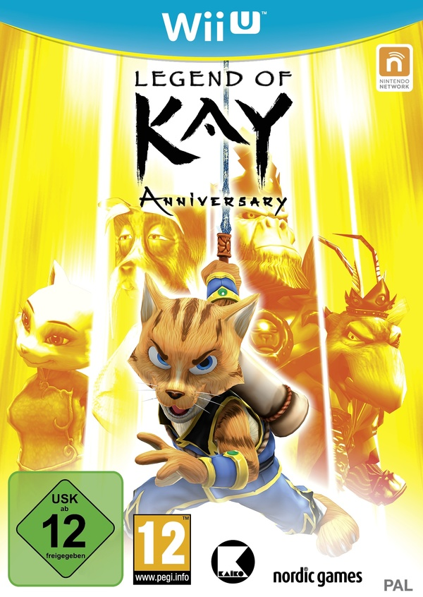 Cover zu Legend of Kay Anniversary