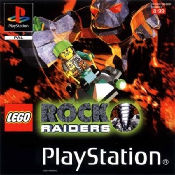 Cover zu Lego Rock Raiders