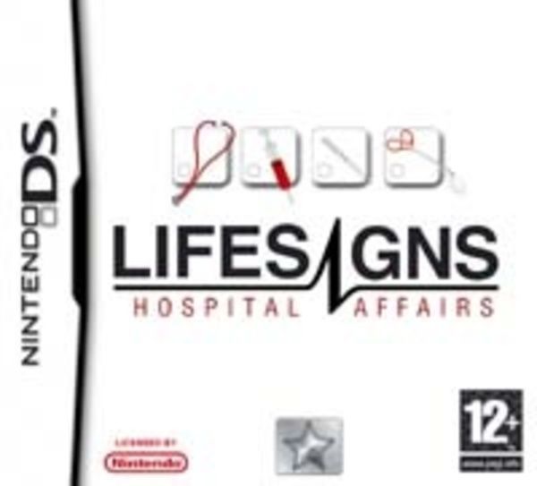 Cover zu Lifesigns: Hospital Affairs