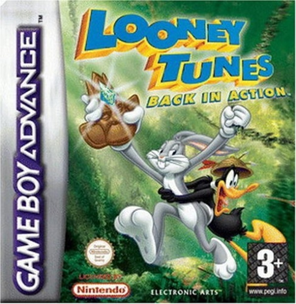 Cover zu Looney Tunes: Back in Action