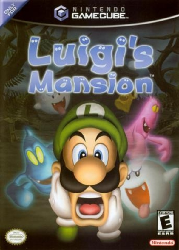 Cover zu Luigi's Mansion