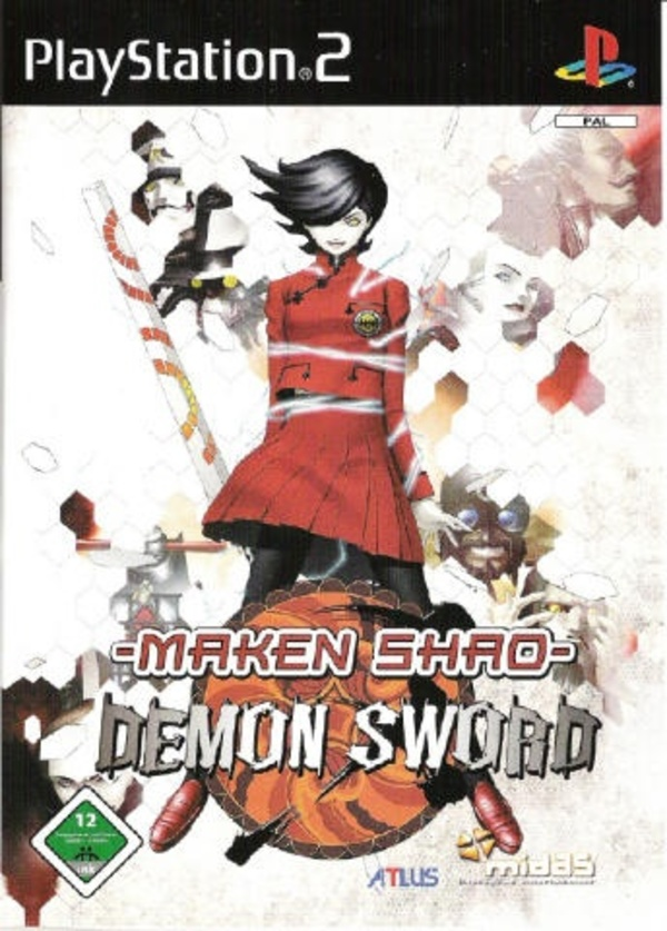 Cover zu Maken Shao: Demon Sword
