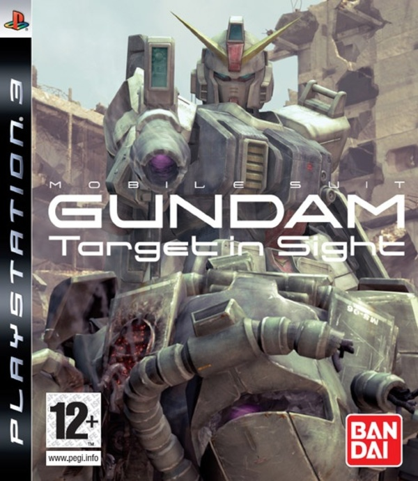 Cover zu Mobile Suit Gundam: Target in Sight