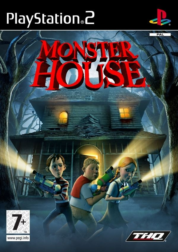Cover zu Monster House
