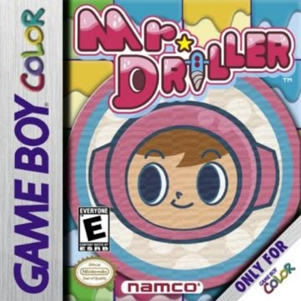 Cover zu Mr. Driller