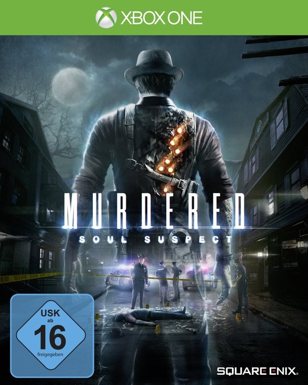 Cover zu Murdered: Soul Suspect