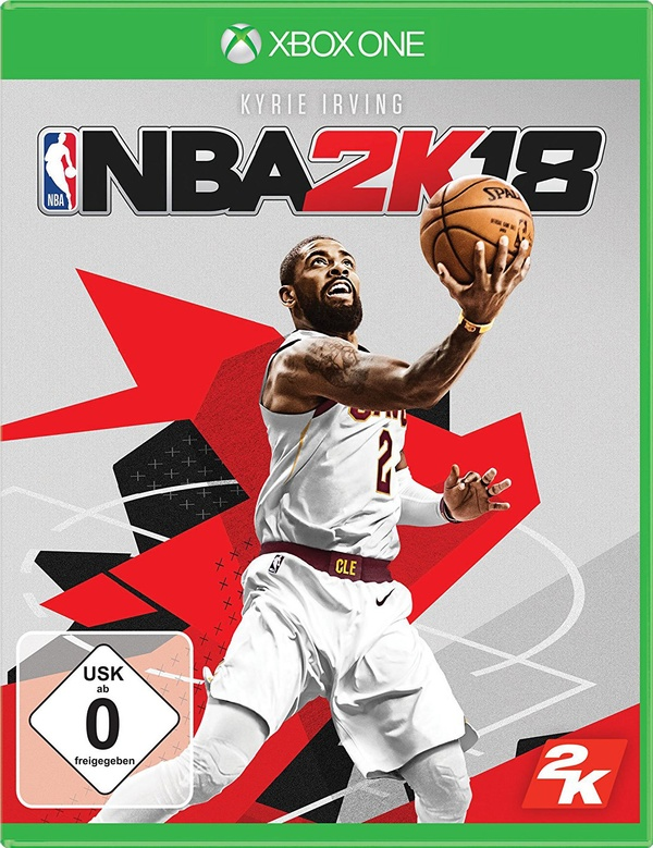Cover zu NBA 2K18
