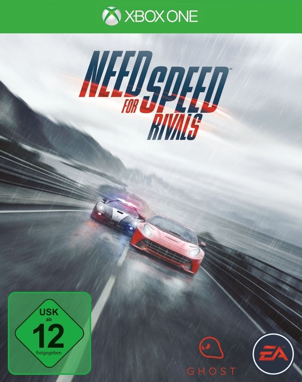 Cover zu Need for Speed Rivals