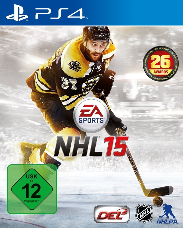 Cover zu NHL 15