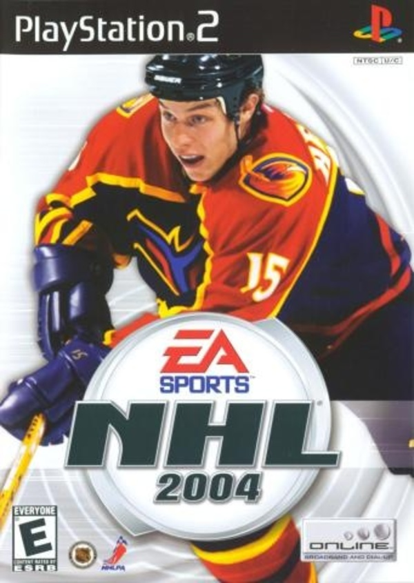 Cover zu NHL 2004