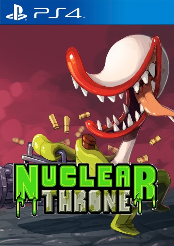 Cover zu Nuclear Throne