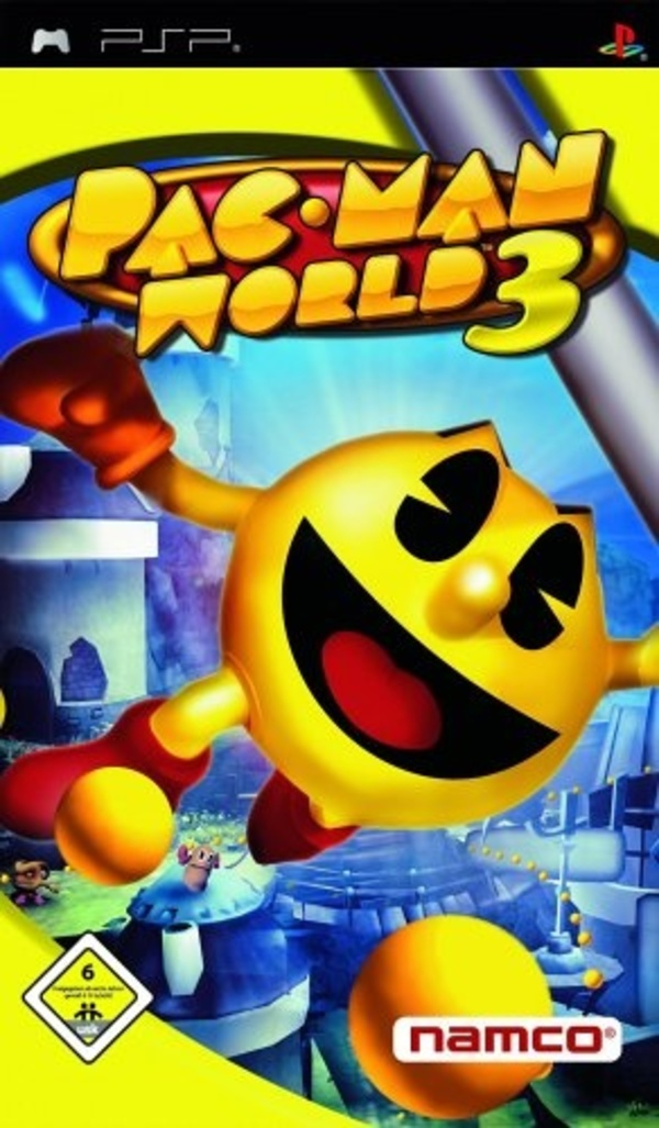 Cover zu Pac-Man World 3