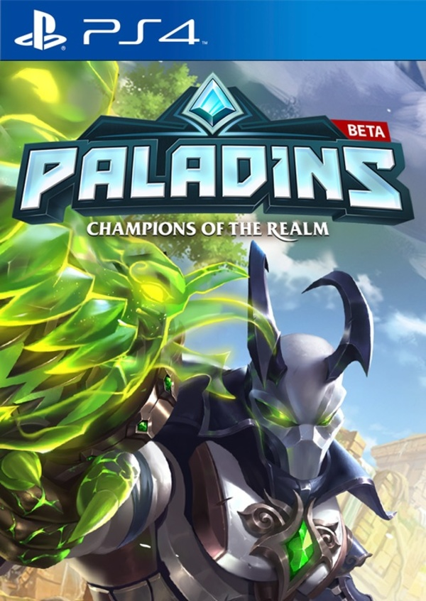 Cover zu Paladins: Champions of the Realm