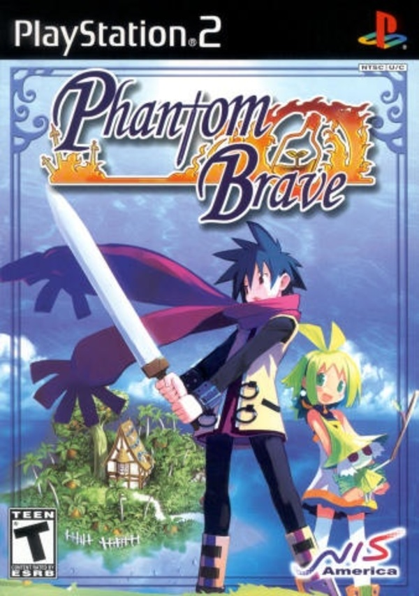 Cover zu Phantom Brave