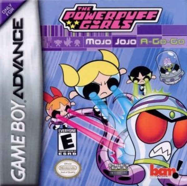 Cover zu Powerpuff Girls: Mojo Jojo A-Go-Go, The