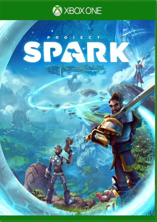 Cover zu Project Spark