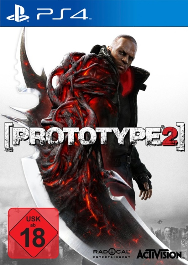 Cover zu Prototype 2