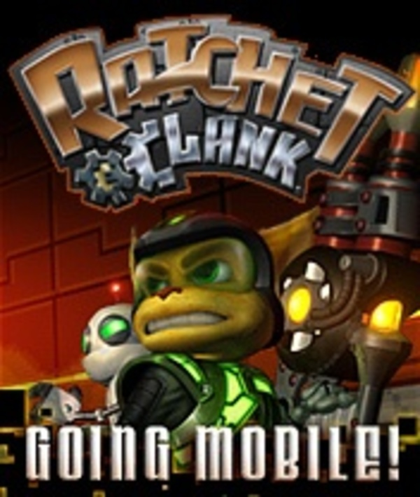 Cover zu Ratchet Clank: Going Mobile!