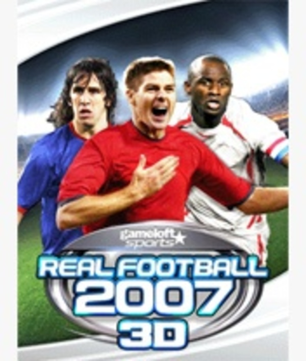 Cover zu Real Football 2007 3D