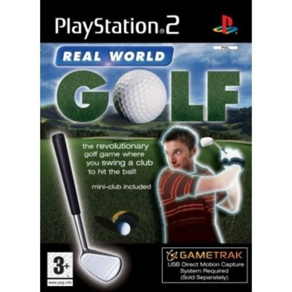Cover zu Real World Golf