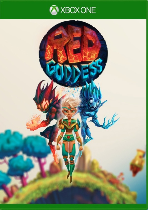 Cover zu Red Goddess: Inner World